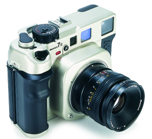 Mamiya 7 and 7II second hand camera
