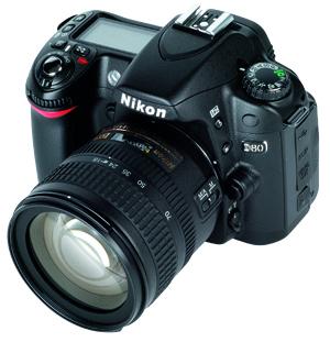 Nikon D80 second hand camera