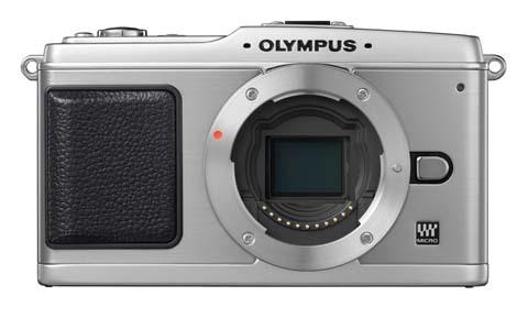 Olympus E-P1 camera image