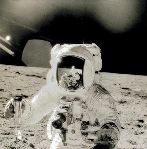 NASA, Hasselblad