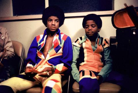 Michael Jackson private photos