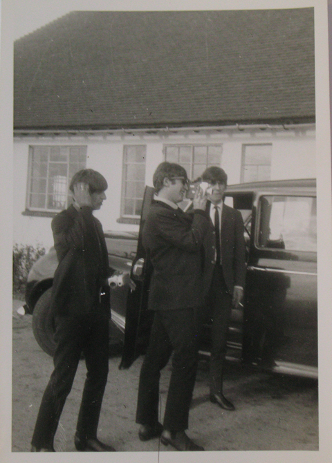 Beatles photos