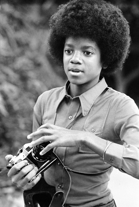 Michael Jackson birthday private photos 'discovered ...