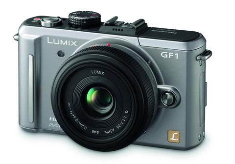 Panasonic GF1 image