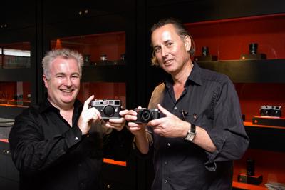 Leica store Mayfair image