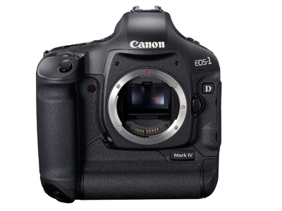 Canon 1D Mark IV image