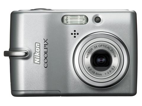 Nikon Coolpix camera image