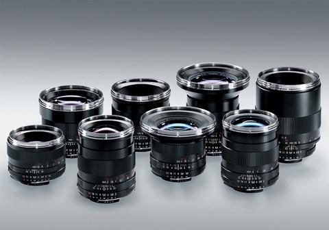 Nikon Zeiss lenses, image