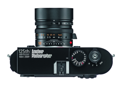 Limited edition Leica M9 camera image