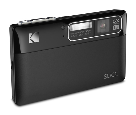 Kodak Touchscreen camera