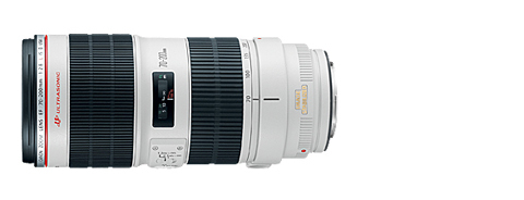 New Canon 70-200mm f/2.8L