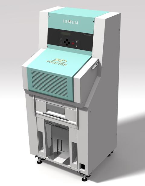 Fujfilm 3d printer