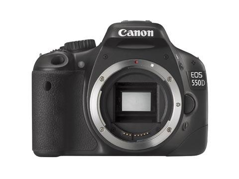 canon 550 image