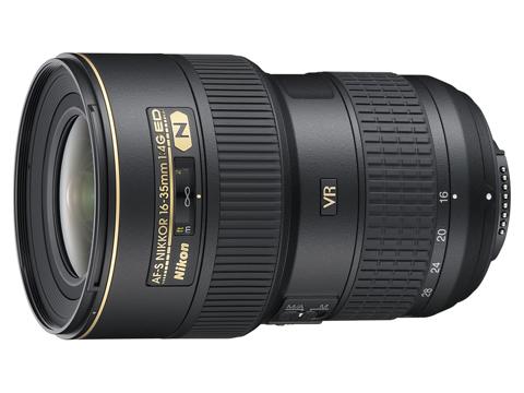 Nikon 16-35mm VR lens image