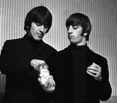 Beatles by Paul Berriff