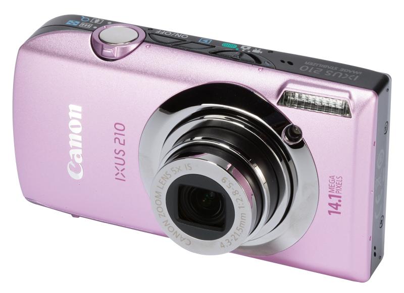 canon ixus 210 review rh amateurphotographer co uk Canon EOS D30 Canon PowerShot