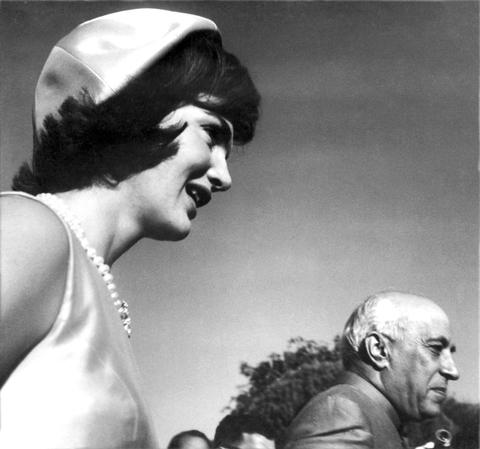 Jacqueline Kennedy photo