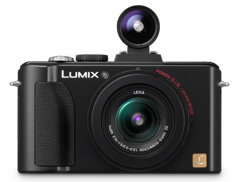 Panasonic Lumix DMC-LX5 image