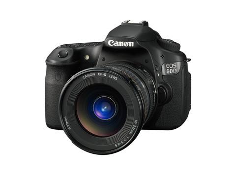 Canon D60 image