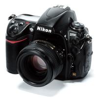 Nikon D700 Full frame DSLR