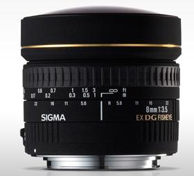 8MM F/3.5 EX DG Circular
