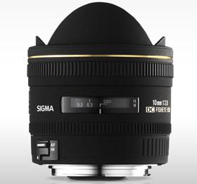 Sigma 10MM F/2.8 EX DC HSM Diagonal