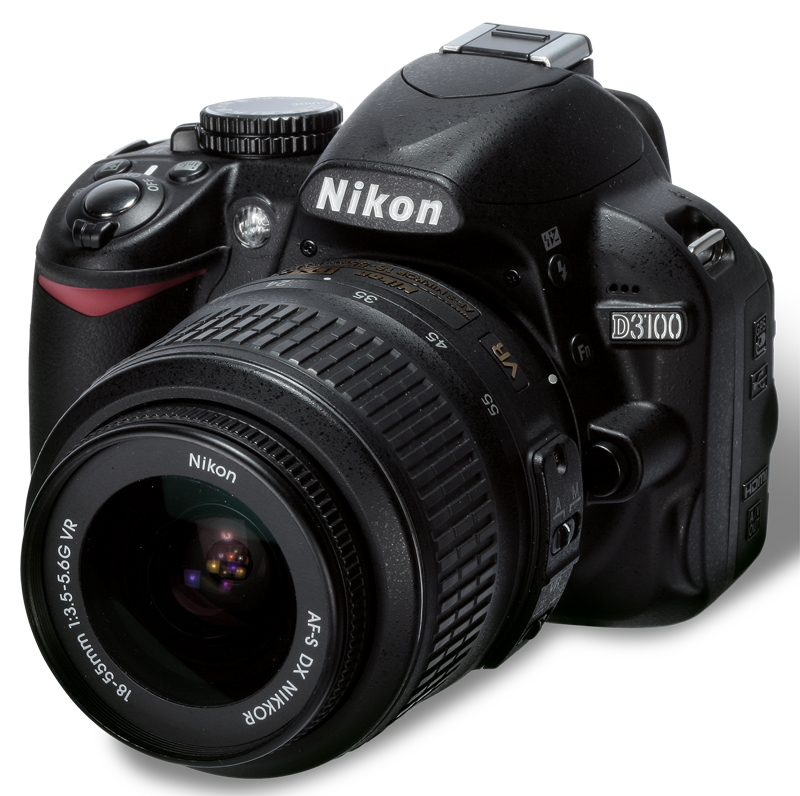 Fotografer Nikon D3100 Nikon D3100 Review