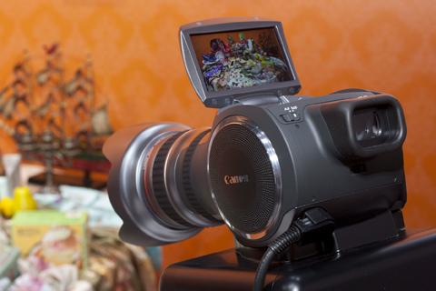 Canon concept camera image