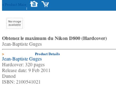 D800 handbook