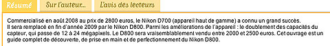 Nikon D800 handbook