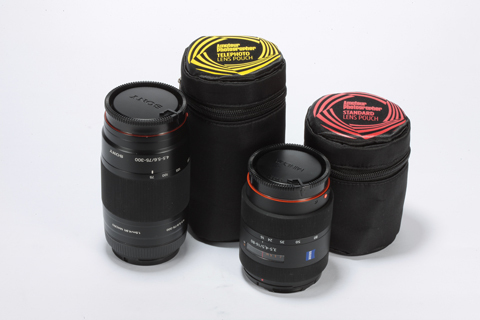 Free lens pouch images