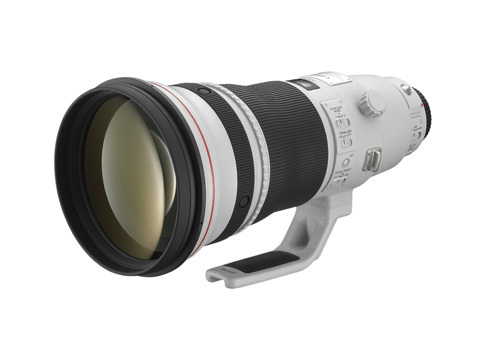 Canon 400mm f/2.8L IS II USM