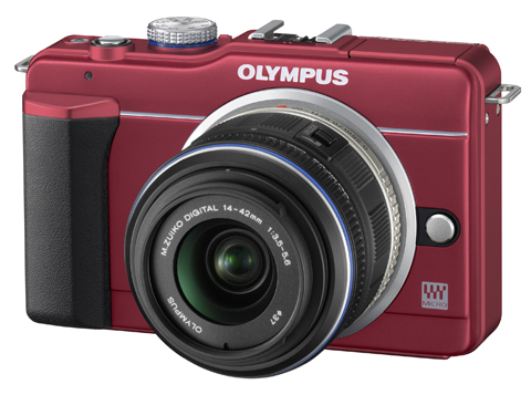 Olympus E-PL1s camera pic