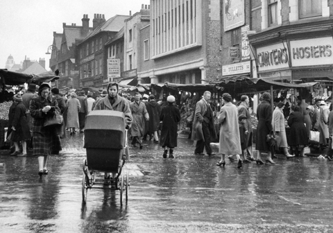 Croydon around 1960