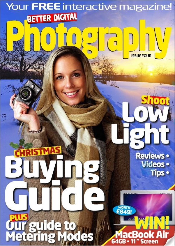 Free copy of Better Digital Photography