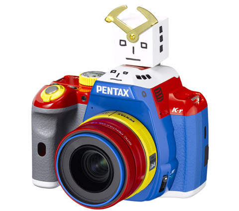 Pentax K-r limited