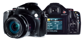 Canon Powershot SX30