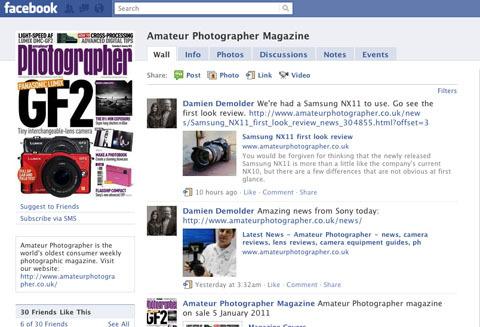AP Facebook page