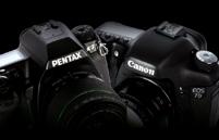 Canon 7D vs Pentax K7