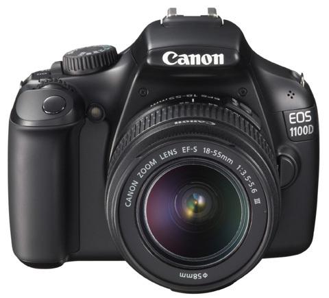 EOS 1100D image