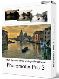 HDR Software: Photomatix Pro 3