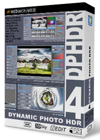 HDR Software: Dynamic Photo HDR 4