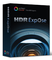 HDR Software: Unified Color HDR Expose
