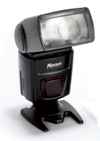 Nissin Di622 Mark II flashgun