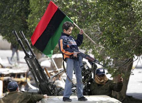 Demotix pic, Libya, 2011