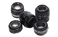 Bargain lenses for a DSLR