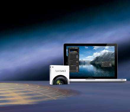European Photo Software 2010-2011 Winner: Apple Aperture 3