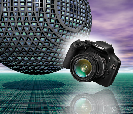 Best European Camera 2010-2011 Winner: Canon EOS 550D