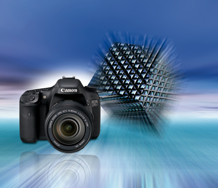 European Advanced SLR Camera 2010-2011 Winner: Canon EOS 7D