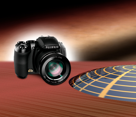 European Super Zoom Camera 2010-2011 Winner: Fujifilm FinePix HS10